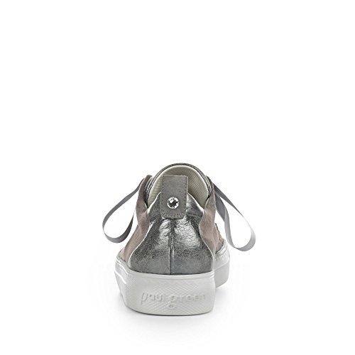 Paul Green 4645-022, Scarpe stringate donna Grau