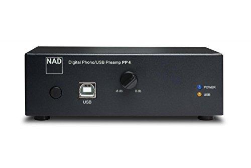 NAD PP4 High End Phono Vorverstärker