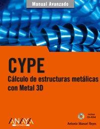 CYPE-Clculo-de-estructuras-metlicas-con-Metal-3D-Manuales-Avanzados