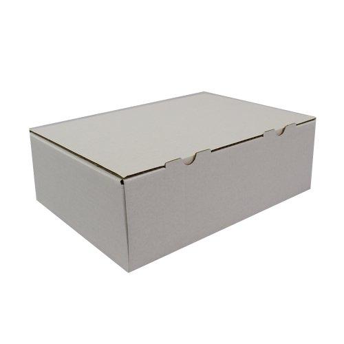 as-kartons 100 Stück Box Maxibrief-karton Mail Faltschachtel Paket Faltkarton Versandkarton