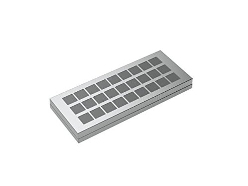 Siemens LZ10ITP00 Dunstabzugshaubenzubehör / Cleanair Aktivkohlefilter regenerierbar