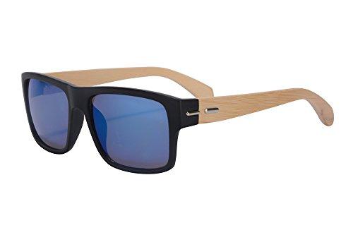 lunettes-de-soleil-en-bois-pour-hommes-wayfarers-bambou-temple-sh71012mat-noir-bleu