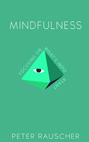 Mindfulness: Focusing on What's Important: A Focus and Self-Efficiency Guide (English Edition)