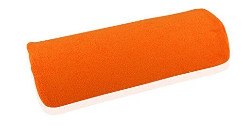 Coussin Repose-main Oreiller Souple pour Nail Art Manucure - Orange