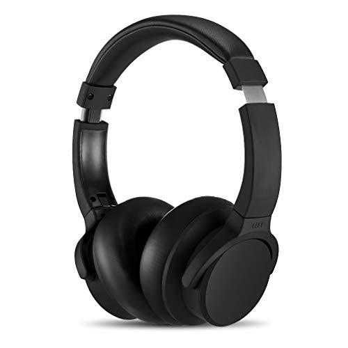 Noise Cancelling Kopfhörer mit Mikro | AiZN Bluetooth Kopfhörer Over Ear HiFi Stereo Drahtlose Headset | Faltbar 24 Stunden Spielzeit für Handy, Tablets und PC 24 Headset