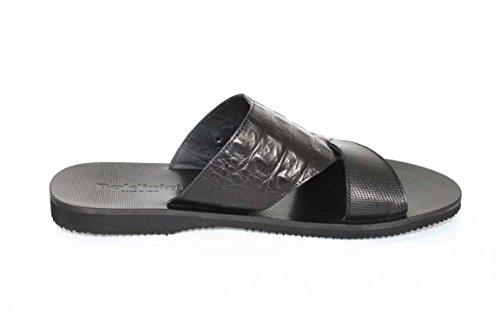 Claquettes sandales baldinini chaussures shoe 6681 Noir - Noir