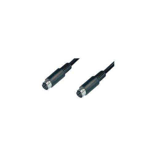 LogiLink CA1058 Video Kabel, 2x S-Video male, 5,0m