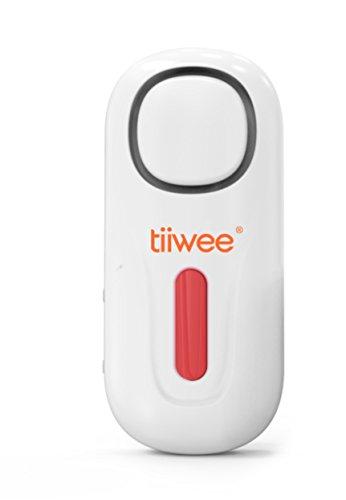 tiiwee A1 Alarm Sirene für Das tiiwee Home Alarm System - Alarmanlage Sicherheitstechnik Einbruchschutz