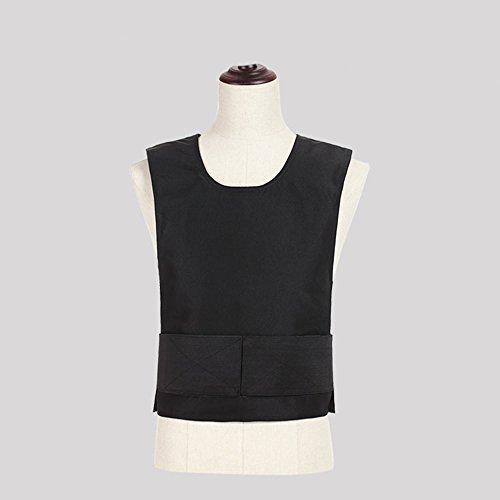 HAIT PE Sekundäre Kugelsichere Körper Rüstung Taktische Weste Sting Schutz Anti-Terrorismus Weste Anti-Messer Weste Brustschutz -