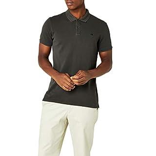 Scotch & Soda Men's 99019955099 Polo Shirt, Grey (Antra 95), X-Large