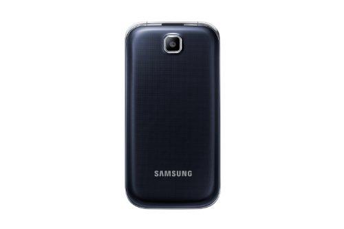 "Samsung C3590 - Móvil libre (pantalla 2.4"", cámara 2 Mp, 0.01 GB), negro"
