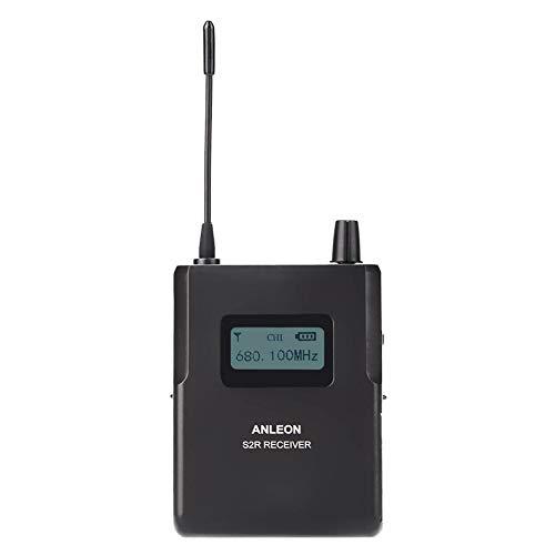 Bewinner ANLEON S 2-R 670-680MHz Monitor Inalámbrico