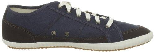 Le Coq Sportif Calvi 1210406 Herren Schuhe Blau - Bleu (Eclipse)
