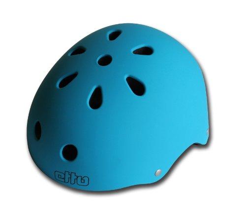 Etto Fahrradhelm Psycho, blue ocean, 52-57, 390171