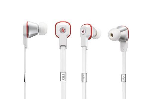 Noontec MF3117(W) Rio Professional In-Ear-Kopfhörer weiß