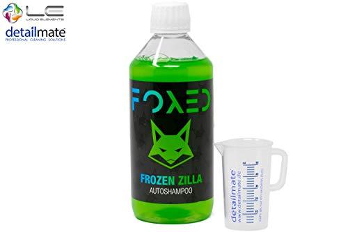 detailmate Liquid Elements - Frozen Zilla Auto Shampoo by Mareike Fox - 500 ml 50 ml Messbecher