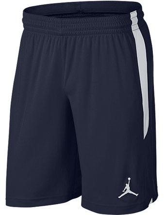 Nike Herren 23 Alpha Dry Knit Shorts, College Navy/White, XL - Elite-basketball-tasche