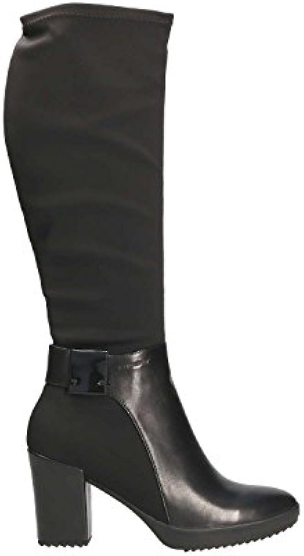 les bottes de couleur noire, des femmes, femmes, femmes, des femmes marque perles perles, modèle de bottes b0763mkxjx noire oprah 4 parent | Durable Dans L'utilisation  346254