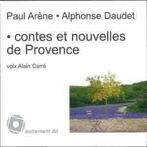 Contes et Nouvelles de Provence/1cd