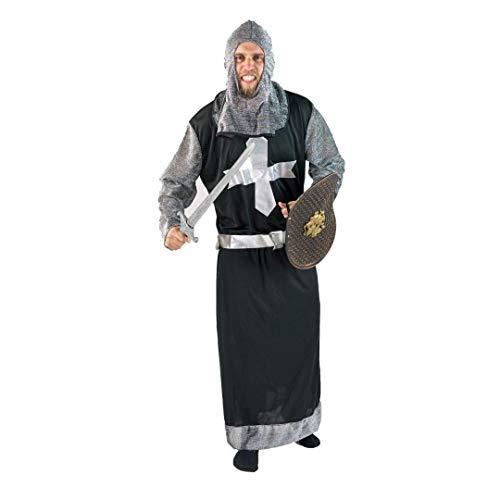 Erwachsene Bauer Mittelalterliche Kostüm Für - Bodysocks Fancy Dress 5060298040534 Kostüm, Unisex Adult, mehrfarbig, Large
