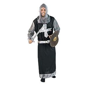 Bodysocks Fancy Dress Disfraz de Caballero Medieval para Hombre (Grande)
