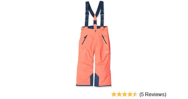 30b05b802 THE NORTH FACE Children's Youth Snowquest Suspender Plus Trousers ...