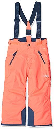 THE NORTH FACE Kinder Snowquest Suspender Plus Hose, Rocket Red, L (North Face Hose Ski)