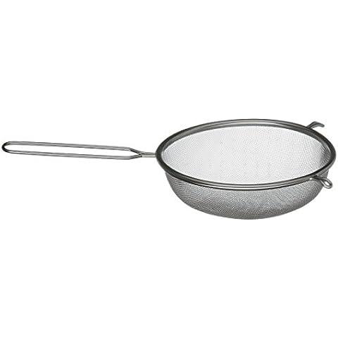 Premier Housewares - Colador de acero inoxidable (20 cm)