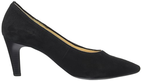 Gabor Ladies Basic Pumps Black (17 Black)