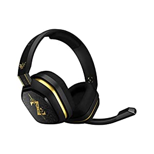 ASTRO Gaming The Legend of Zelda: Breath of the Wild A10 Headset (inklusive Chat-Adapter, für Nintendo Switch)