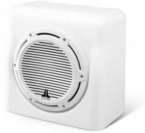 JL Audio FS110-W5-CG-WH - 25cm Marine Gehäusesubwoofer Jl Audio Marine