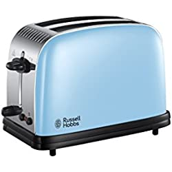 Grille-pain à 2 tranches Russell Hobbs Color Plus 23335 - Bleu