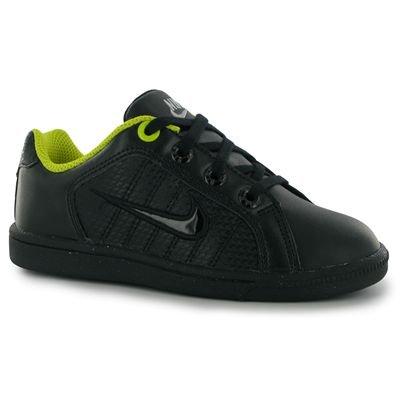 Nike - Nike Court tradition 2 Plus Noir