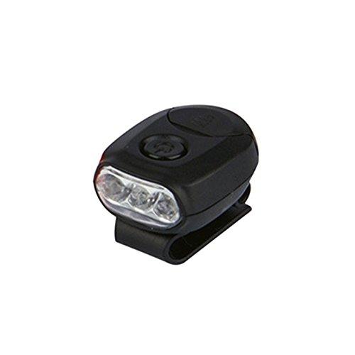 OurLeeme Mini Lámpara Cabeza Exteriores 3 Ledes