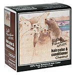 Light Mountain Henna Hair Color & Conditioner Chestnut 4 Oz. (A)