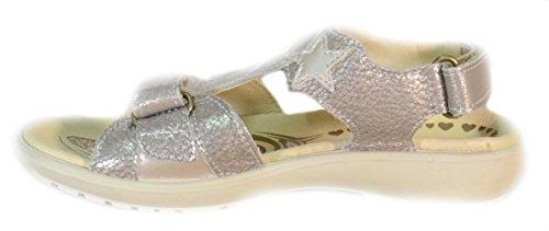 Primigi-sandales de primigi 68600 en cuir pour enfant argenté Argent - Argent