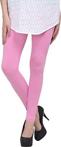 923c0070a350bc Sale! Kalpit Creations Ultra Soft Cotton Ankle Length Solid Regular and  Plus 35 Colours and combo Best Seller Leggings for Womens and Girls ...