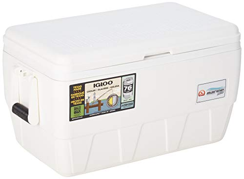 Igloo Cooler 18-44681 Nevera, Blanco, Talla Única