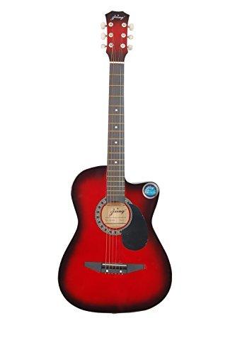 5. Jixing 6 Strings Acoustic Guitar