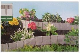 RASENKANTEN GRAU STEIN - 5 m - INTERHOME© von INTERHOME bei Du und dein Garten