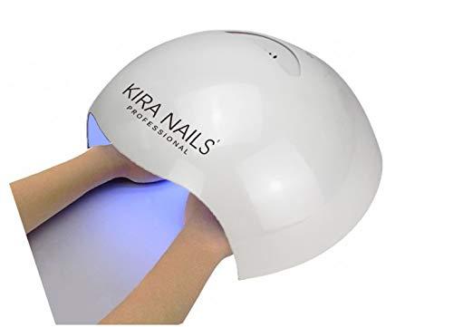 KIRA uñas Professional lámpara LED UV 72W Big