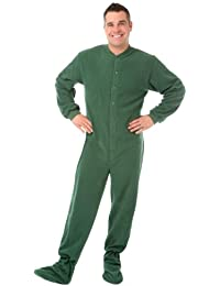 Big Feet Pyjama Co Pijama con Bum-aleta de patas pijamas Micropolar