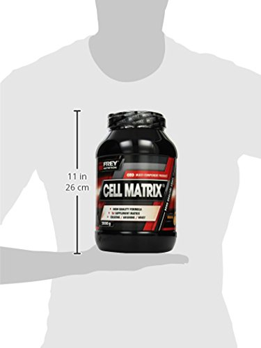 Frey Nutrition Cell Matrix Orange, 1er Pack (1 x 2 kg)