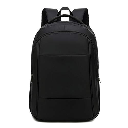 NIUYUAN Notebook Lässiger Daypacks Schüler Bag für Wandern Business Laptoptasche Notebook Reiserucksack Outdoor Wanderrucksacke Leichter Kleiner Tagesrucksack für den Alltag,Black