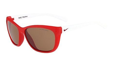 Nike Kinder Sonnenbrille Vision Trophi university red/white Youth