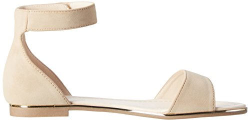 Another Pair of Shoes Scarlet K1 - Sandali a Punta Aperta Donna Beige  (Sand 483)