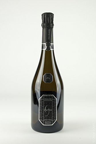 Le Mesnil Brut Nature - Champagne Andre Jacquart (case Of 6). Champagne/ Francia. Chardonnay. Champagne