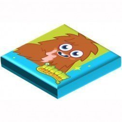 Moshi Monsters Party Servietten 1 Packung von 16