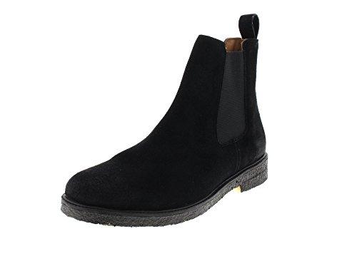 BLACKSTONE - CHELSEA BOOTS OM51 - black, Taille:42 EU