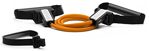 SKLZ Trainingsgerät Resistance Cable Set 15lb, orange-schwarz, One Size, RESC15-LGT Lgt-set